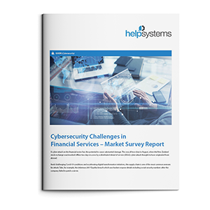 Finance Cybersecurity Report