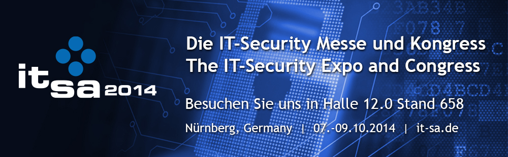 Die IT-Security Messe und Kongress